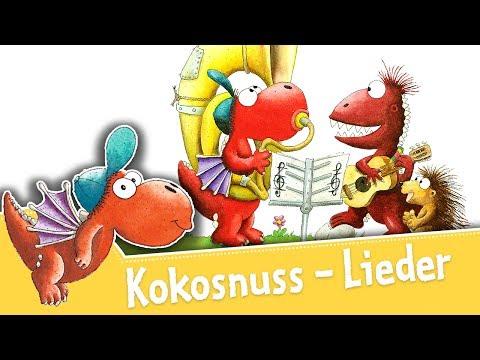 Der kleine Drache Kokosnuss – Kokosnuss Lied - Titellied - Lieder zum Mitsingen – Gute Laune Songs