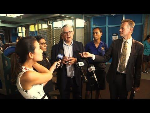 Federal Indigenous Health Minister Hon Ken Wyatt MP visits Danila Dilba