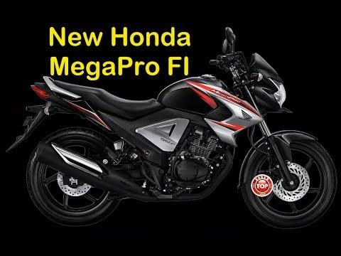 New Honda MegaPro FI, Motor Tipe Sport Injeksi 2014: Harga