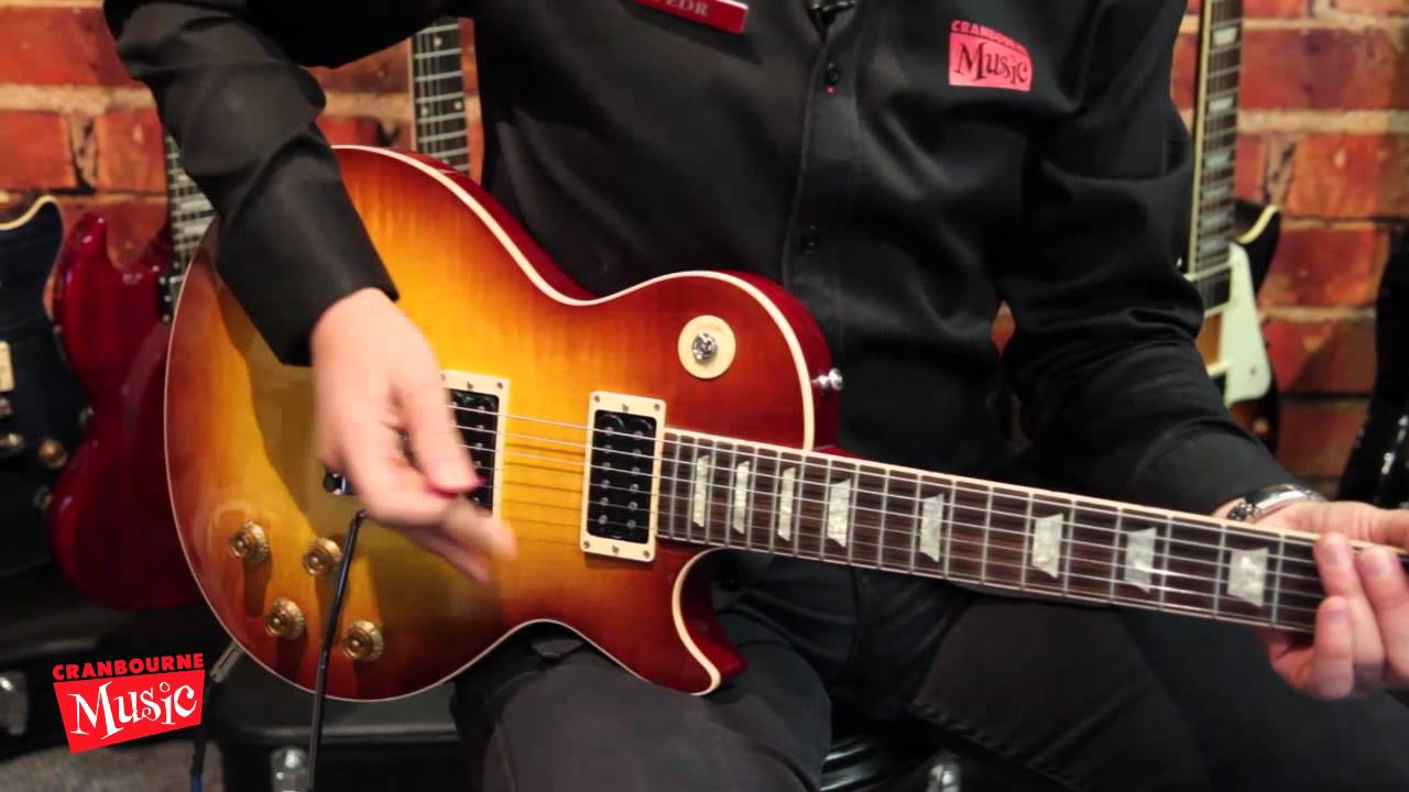 gibson les paul axcess with floyd rose tremolo youtube. Black Bedroom Furniture Sets. Home Design Ideas