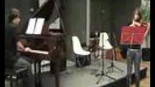 Yann tiersen - rue des cascades (piano & violin)
