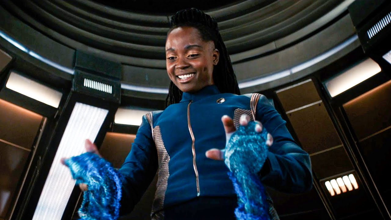 USS Discovery Gets An Upgrade - Star Trek Discovery 3x06