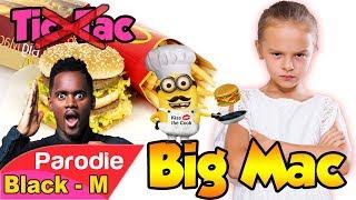 (Parodie Minions) Black M - Big Mac.mp3