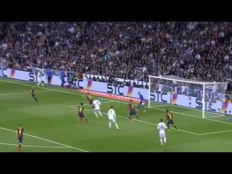 Real Madrid 3 Barcelona 4 Audio Cope (HD)