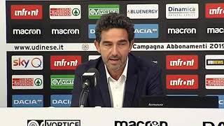 Stadio 2.0 - La conferenza stampa congiunta di Udinese Calcio e Comune di Udine