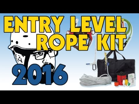 2016 Entry Level Rope Kit - WesSpur.com