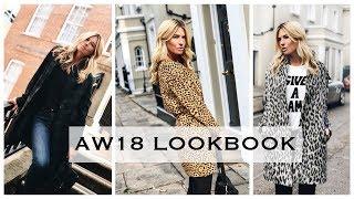 LOOKBOOK High Street Haul | Autumn Winter fashion 2018