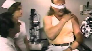 Update on Jake Roberts' vision (10-13-1990)