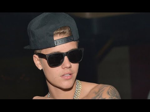 Justin Bieber Penis Caught On Police Video