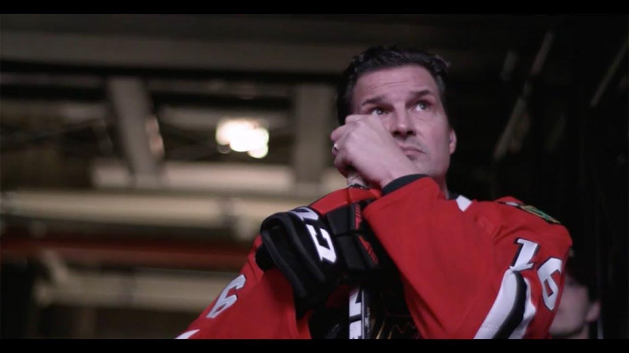 7ea907431 One More Shift: Eddie Olczyk | Chicago Blackhawks - YouTube