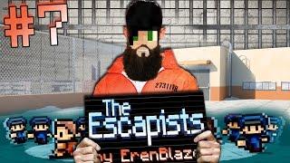 SUI TETTI DELLA PRIGIONE! - The Escapists ITA #7