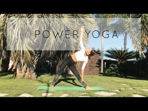 Sequenza Di Power Yoga - Tutti I Livelli
