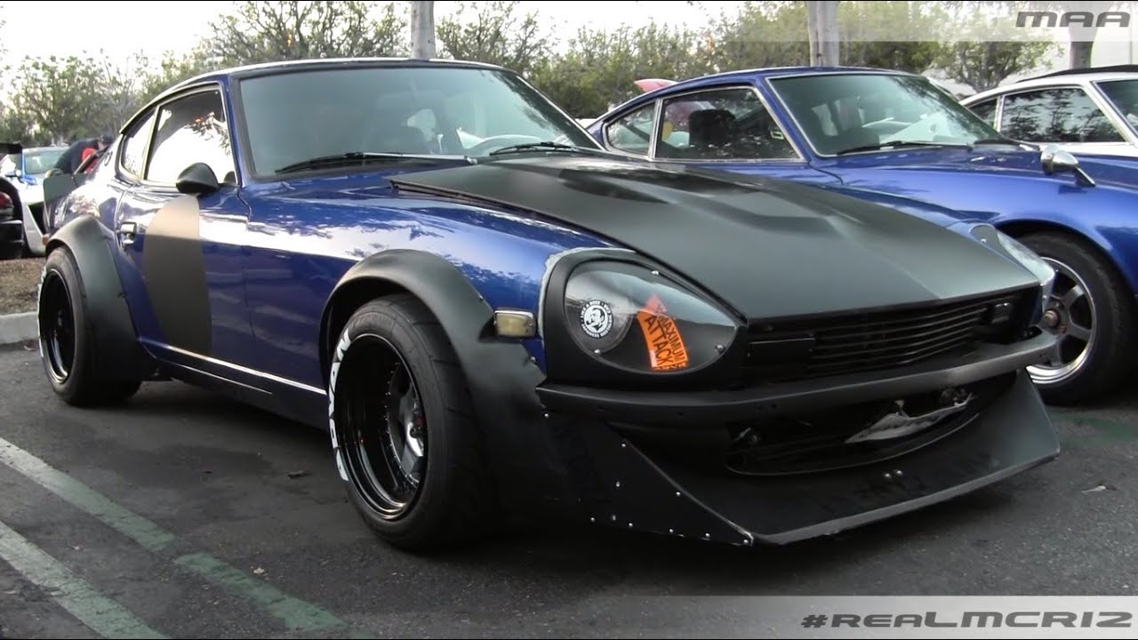 Tuned Datsun Fairlady Z 260z S30 Youtube