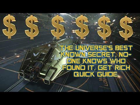 Elite Dangerous - THE UNIVERSE'S BEST KNOWN SECRET, NO-ONE