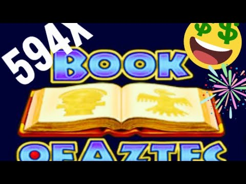 BOOK OF AZTEC☑️🔥Free Spins ДОБЪР БОНУС🍀🔥