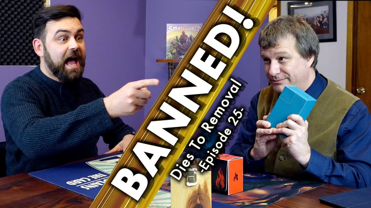 Download Why So Many Magic: The Gathering Cards Are Getting Banned   Dies To Removal Episode 26