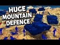 The DREAD of MOUNT Regas ! EPIC Mountain D-Day - Army Men Of War