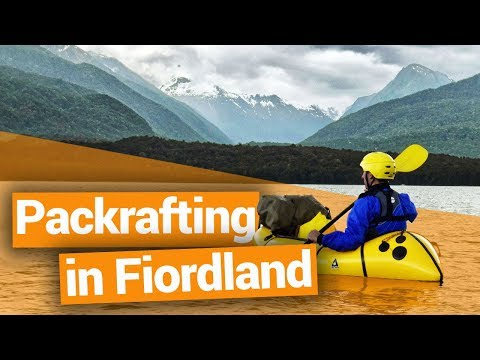 Packrafting in New Zealand –  New Zealand's Biggest Gap Year – Backpacker Guide New Zealand