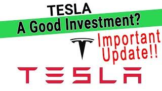 TRUTH on Tesla's Stock - is TSLA Stock a Good Investment - TSLA Stock Analysis