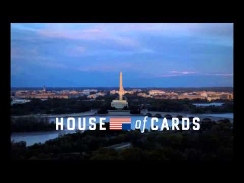 House of Cards (2013) Intro Credits Theme Extended - Jeff Beal
