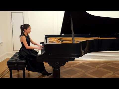Audrey Vanderslice - Mendelssohn Songs without Words, Op. 53 No.3