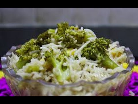 Brocolli Rice (Healthy Recipe)