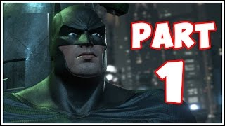 Batman Arkham City - Part 1 - Batman is Here! (Return to Arkham)