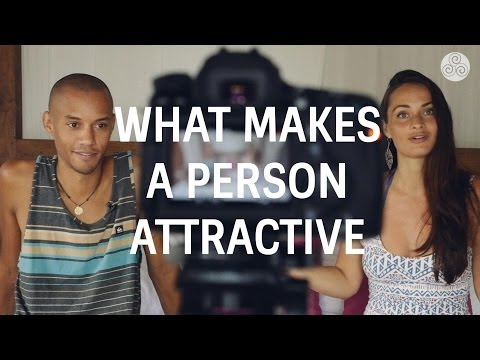 What makes a person attractive?