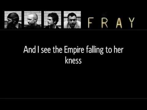 The Fray- The Wind (Lyrics!)