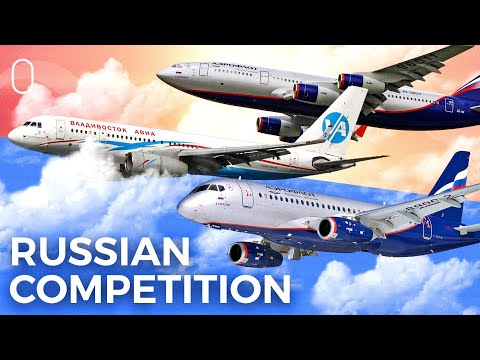 How Do Today's Russian Jetliners Compare To Their Airbus & Boeing Equivalents?