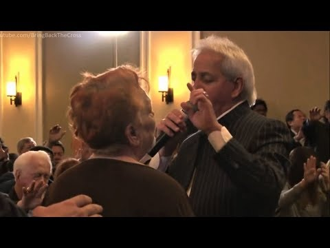 Benny Hinn - Glorious Anointing in Orlando