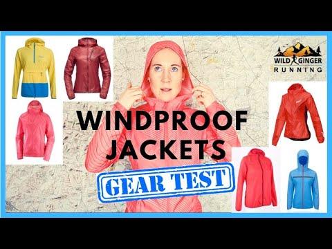 Best windproof running jacket (£13 -£130) Salomon, Inov-8, Kalenji, Ronhill, Berghaus, Black Diamond