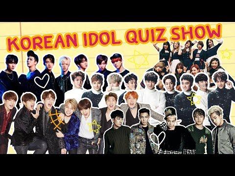 มาทายชื่อเพลงของไอดอลเกาหลีกันเถอะ // 한국 아이돌노래 맞추기 - วันที่ 12 Jun 2017