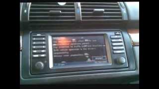 BMW X5 2006 Bluetooh reset