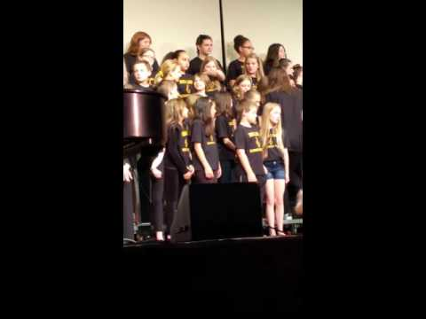 Mazie Gable Elementary School Music Program!!! 4/22/16
