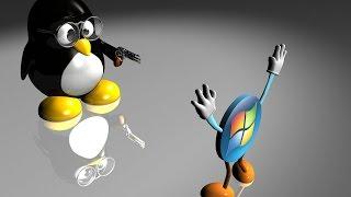 10 причин перейти на Linux OS c Windows OS!