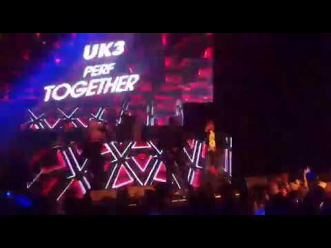 UK3 - Together (LIVE) @ UK GARAGE FEST 2017 14/4