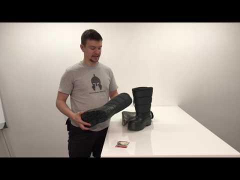 6ec0c624b393 Zimné čižmy Yetti od Demaru (SK) 4K - YouTube