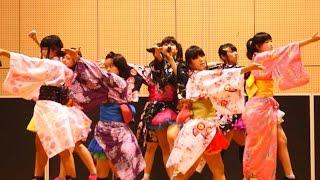 2015年8月30日(日) 福岡県福岡市南区清水 福岡市立障がい者スポーツセンター/さん・さんプラザで行われた 清水ふれあいまつりのイベントステージ映像です。