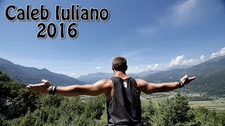 Caleb Iuliano 2016 Compilation - Rilla Hops - Parkour | Freerunning