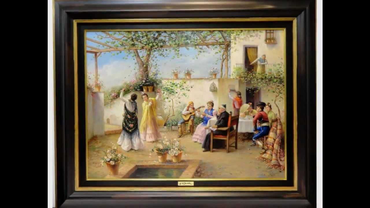 Luis de pereda obras y pinturas al leo de escenas for Galeria de arte sorolla