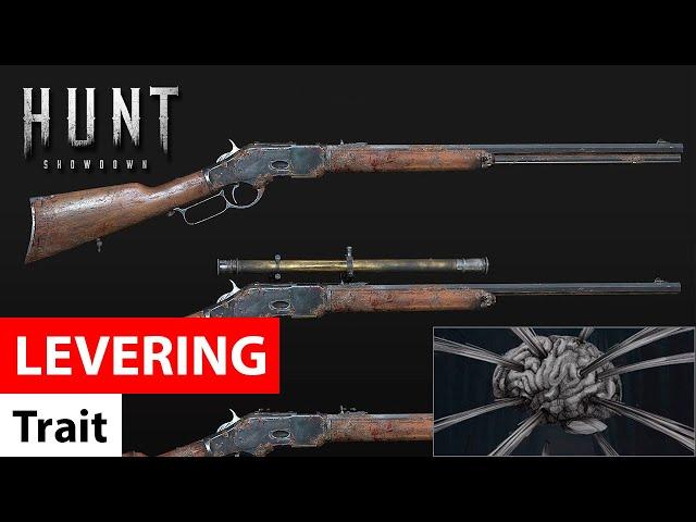 Levering Trait in Hunt: Showdown