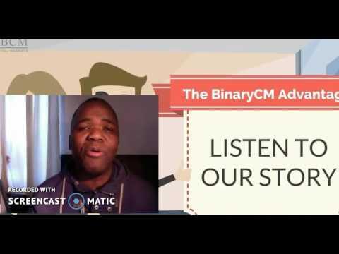 binary capital options