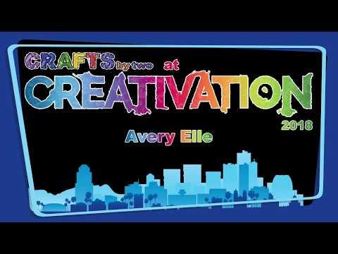 Avery Elle - Creativation 2018 #CB2atCreativation2018