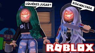 EVIL DOLLS WANT TO PLAY IN ROBLOX (Fashion Famous!) 😱