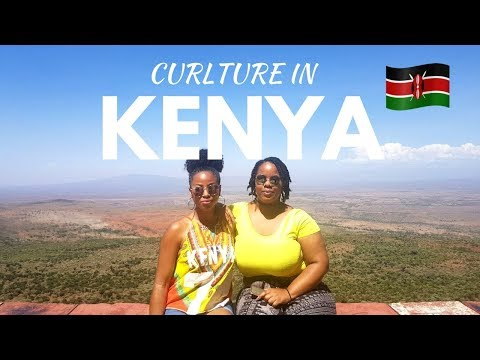 VLOG: Our Trip to KENYA with World Changers | CURLTUREUK
