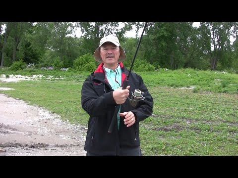 How to Hold your Fishing Rod for Best Control | Thundermist Quick Fishing Tip