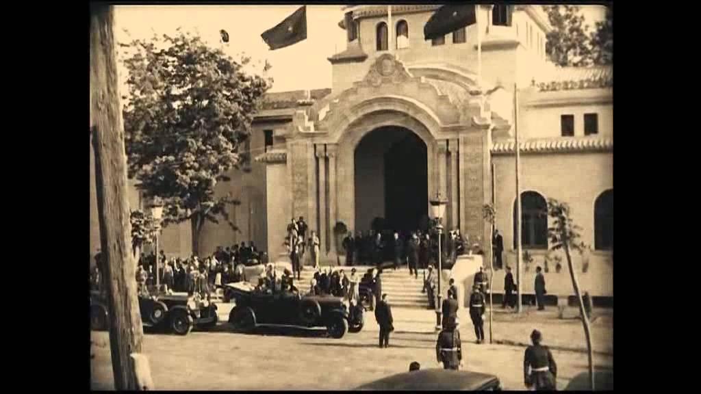 Pabellon De Uruguay Exposicion Iberoamericana De Sevilla 1929