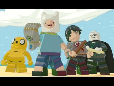 LEGO Dimensions - All Character's Special Moves (Waves 1-6)