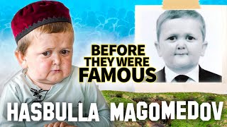 Hasbulla Magomedov / Hasbik | Before They Were Famous | Jake Paul Afraid To Figh
